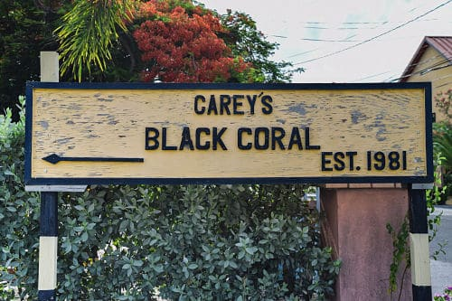 Black Coral Clinic Entrance