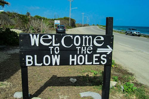 Welcome to Blow Holes