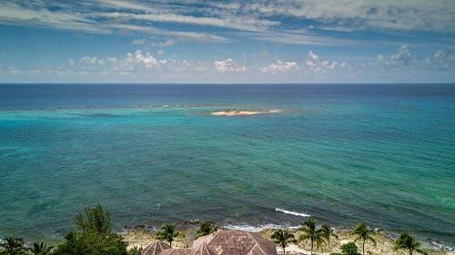 Sand Cay Island
