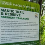 mastic trail and reserve