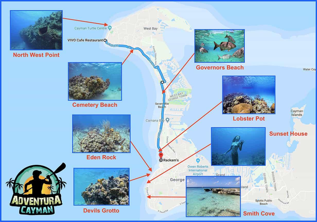 Snorkel Map