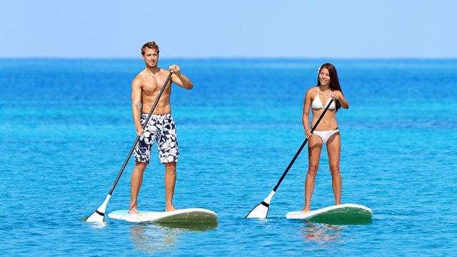 Paddle Board Rental Grand Cayman